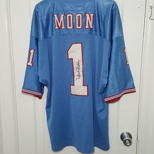 Mitchell & Ness Warren Moon Houston Oilers